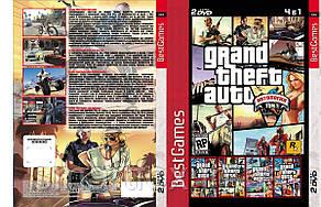 Антология GTA том 1