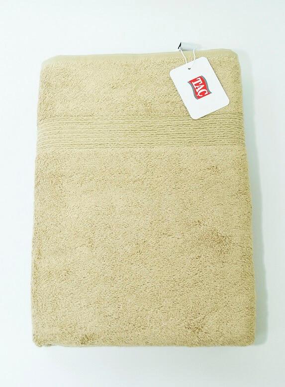 6ee693eec207 Бамбуковое полотенце для ванной TAC Maison Brown Light 50*90см -