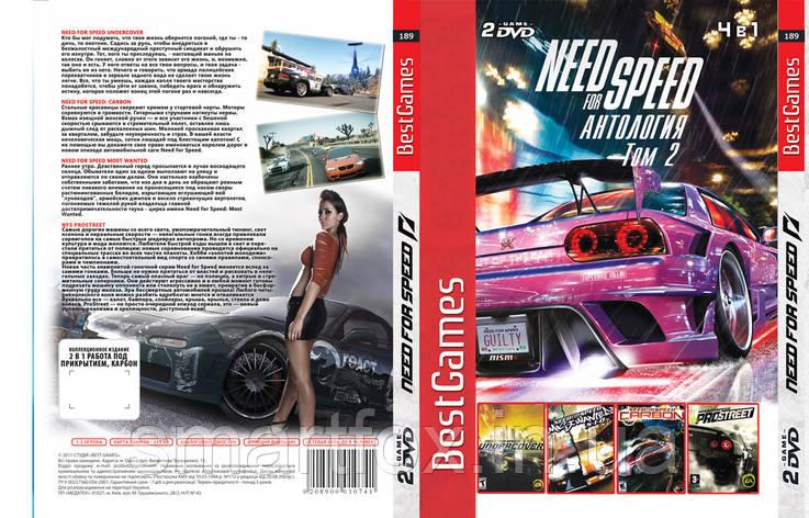 Антология Need For Speed том 2, фото 2