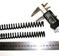 Пружина нажимная 3,2 х 18,9 х 290 х 44. Пружина для пневматических винтовок   Stoeger X50  Stoeger X-50