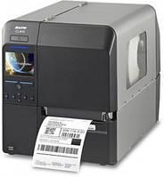 Принтер печати этикетки серии CL4NX  203 dpi CL4NX 203dpi with Linerless Kit and WLAN + EU power cable