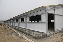 Строительство животноводческих комплексов. Свиноферма., фото 2