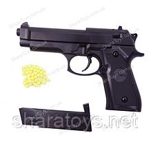 Металлический пистолет ZM18 пневматический