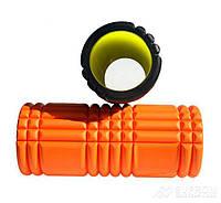 Ролик для йоги LiveUp Yoga Roller, черный