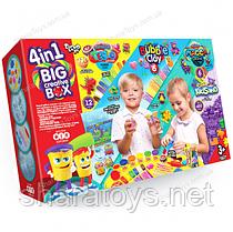 Набор для творчества 4в1 BIG CREATIVE BOX