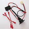 Электронабор для установки на велосипед 48V1000W Стандарт 24 дюйма задний, фото 7