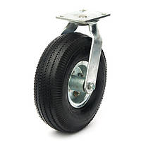 Колесо пневматическое 270 мм с поворотным кронштейном
