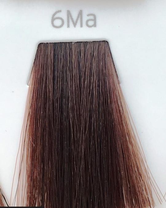 Купить 6Ma (темный блондин мокка пепельный) Стойкая крем-краска для волос Matrix Socolor.beauty, 90 ml, L'Oreal