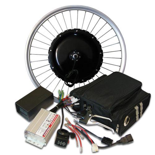 Електронабір для встановлення на велосипед 60V1000W Стандарт 26 дюйма задній
