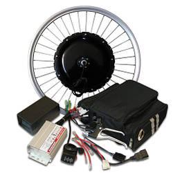 Электронабор для установки на велосипед 60V1000W Стандарт 26 дюйма задний