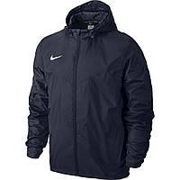 Спортивная ветровка Nike Team Sideline Rain Jacket 645480-451 XL Темно-синяя (885178423901)