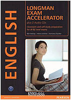 Учебник «Exam Preparation», уровень (B2) Upper-Intermediate, Bob Hastings, Marta Uminska, Dominika Chandler | Pearson-Longman
