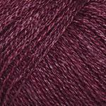 Yarnart Silky Wool № 344 бордо