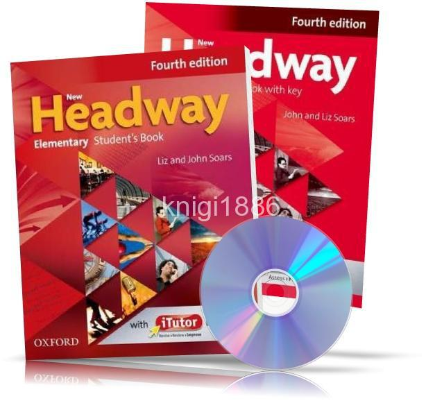 Headway Elementary Book