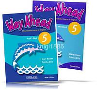 Way Ahead 5, Pupil's book + Workbook + CD / Учебник + тетрадь английского языка