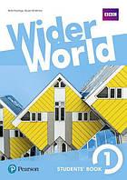 Wider World 1, Student's Book / Учебник английского языка