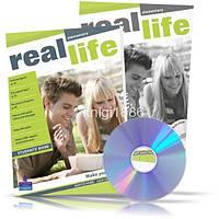 Real Life Elementary, Student's book + Workbook / Учебник + Тетрадь английского языка