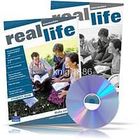 Real Life Intermediate, Student's book + Workbook / Учебник + Тетрадь английского языка