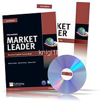 Market Leader Intermediate, CourseBook + Practice File + CD / Учебник + Тетрадь английского языка