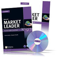 Market Leader Advanced, CourseBook + Practice File + CD / Учебник + Тетрадь английского языка