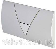 Кнопка слива Viega Visign 396220 матовый хром