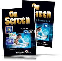 On Screen B2, Student's book + Workbook / Учебник + Тетрадь английского языка