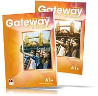 Gateway A1 + , Student's book + Workbook / Учебник + Тетрадь английского языка
