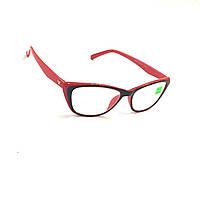 Коригуючі окуляри з прозорою лінзою скла 575 рмц 58-60