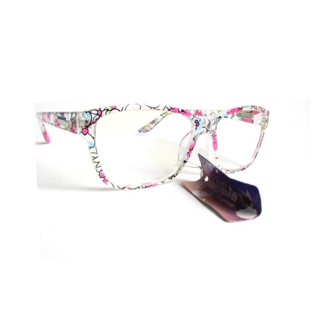 Молодежные очки с бликовой линзой
