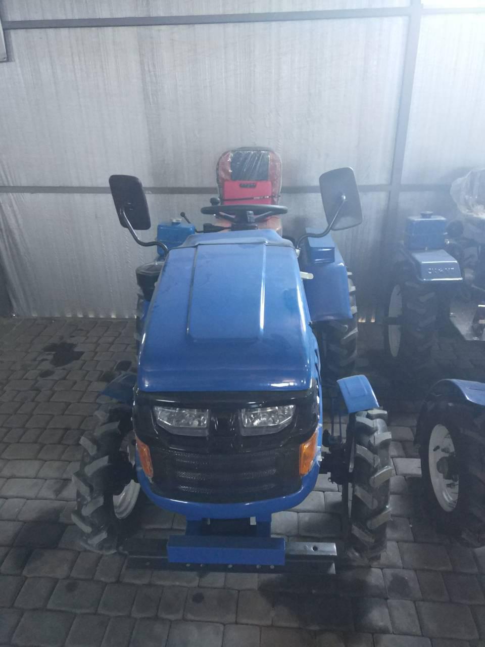Минитрактор Булат Т160 +фреза +плуг +Генератор , трактор , Мінітрактор