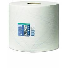 Протирочная бумага Tork повышенной прочности. Рулон 500 листов (130062)