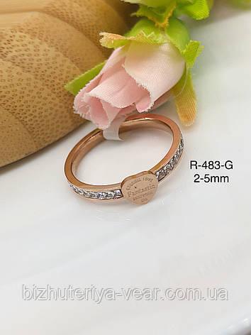 Кольцо Sr-483(6,7,8,9), фото 2