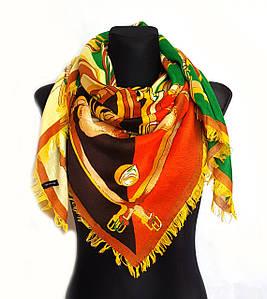 Платок стиль Hermes, 110*110 см