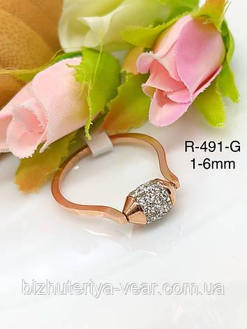 Кольцо Sr-491(7,8,9), фото 2
