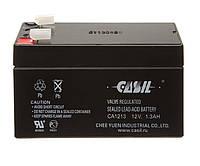 Аккумуляторная батарея Casil 12V - 1.3Ah CA 1213 свинцово-кислотный