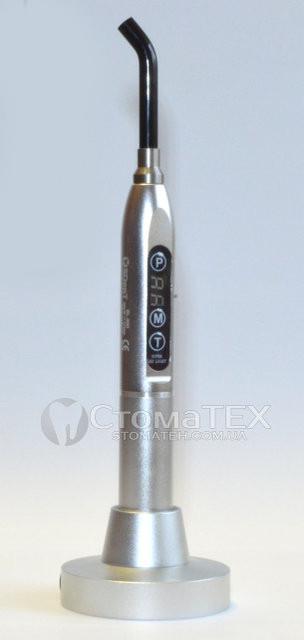SDenT SL-200 silver лампа фотополимерная, металлический корпус