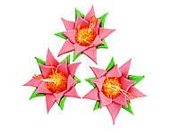 Декор кондитерський Добрик Набір Квіти лілії (асорті) 21 шт./ящ., фото 1