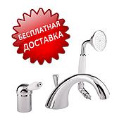Смеситель для ванны многоотверстный Bianchi Elite VSCELT 200900 CRB