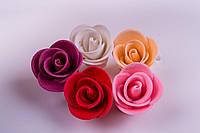 Декор кондитерський Добрик Набір Троянди середні New (асорті) 36 шт./ящ.