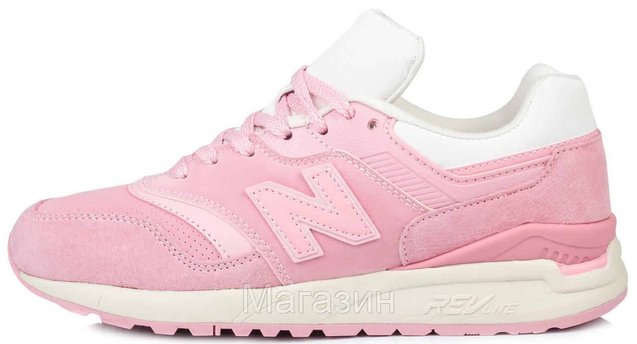 Женские кроссовки New Balance 997.5 Pink Нью Баланс 997.5 розовые - Магазин  обуви New York в 64b484077dc43