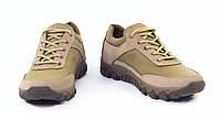 Кроссовки комбинированные 12л койот, фото 1