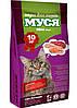 Сухой корм для кошек Муся микс 10 кг - Фото