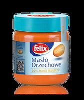 Арахисовое масло Felix (30% меньше жирности) 350 гр