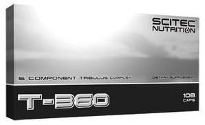 SN T-360 108 caps.