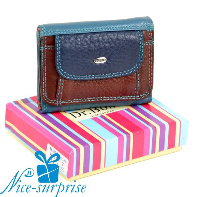 купить женский маленький кожаный кошелёк в Днепре
