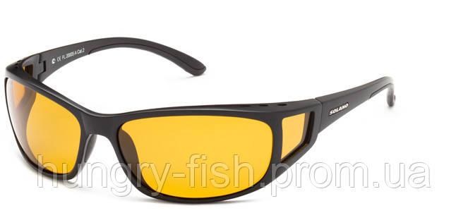 Поляризаційні окуляри Solano FL20005 yellow