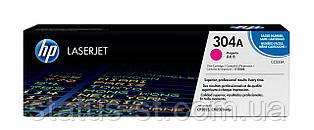 Заправка картриджа HP 304A magenta CC533A для принтера LJ CM2320nf, CM2320fxi, CP2025dn, CP2025n в Киеве