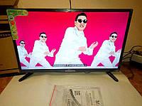 Телевизор Samsung  Самсунг 32 дюйма+Т2 FULL HD USB/HDMI LED ЛЕД ЖК DVB-T2 телевізор без смарта LCD гарантия 24