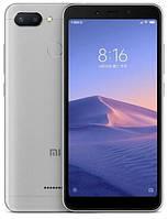 Силиконовый чехол 0,33 мм для Xiaomi Redmi 6а прозрачный