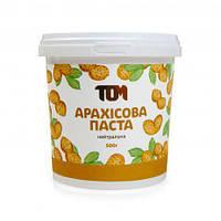 Арахисовая паста нейтральная 500 грамм (без добавок)